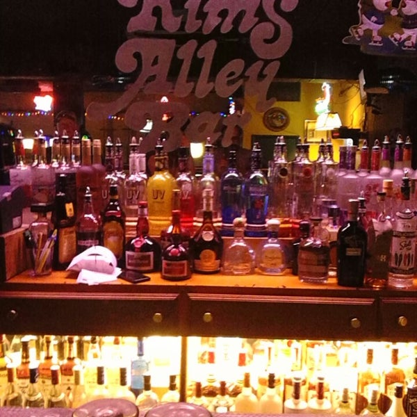 Photo taken at Kim's Alley Bar by Francisco D. on 12/21/2013