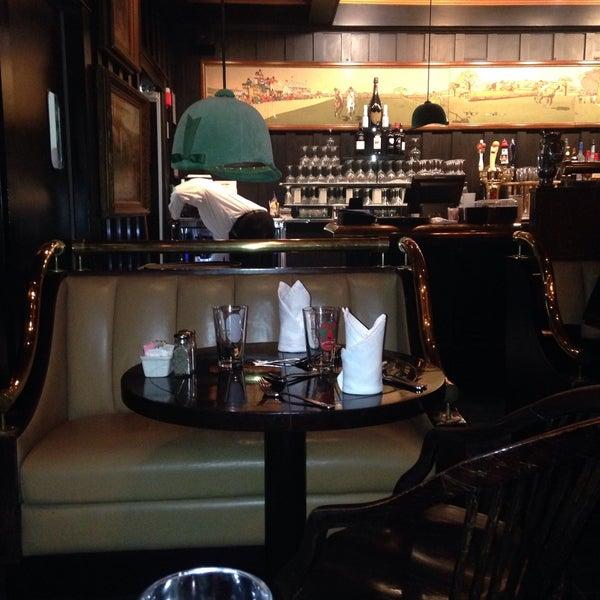 Jockey Club Restaurant New York