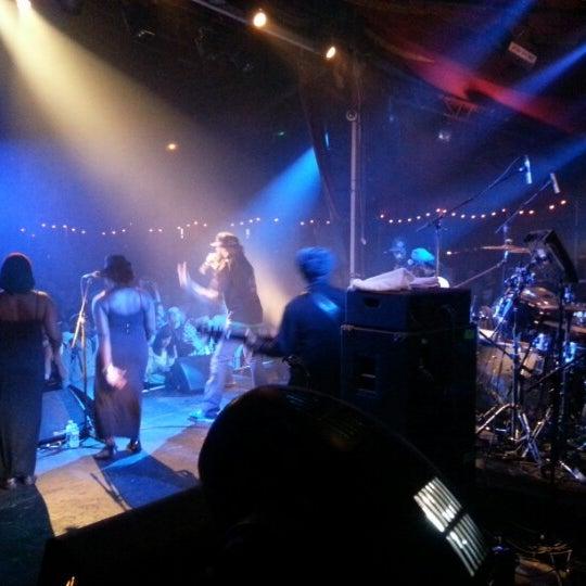 Снимок сделан в Cabaret Sauvage пользователем Antoine D. 11/7/2012