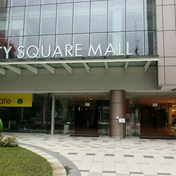 Photo taken at City Square Mall by DrYusoff S. on 4/28/2013