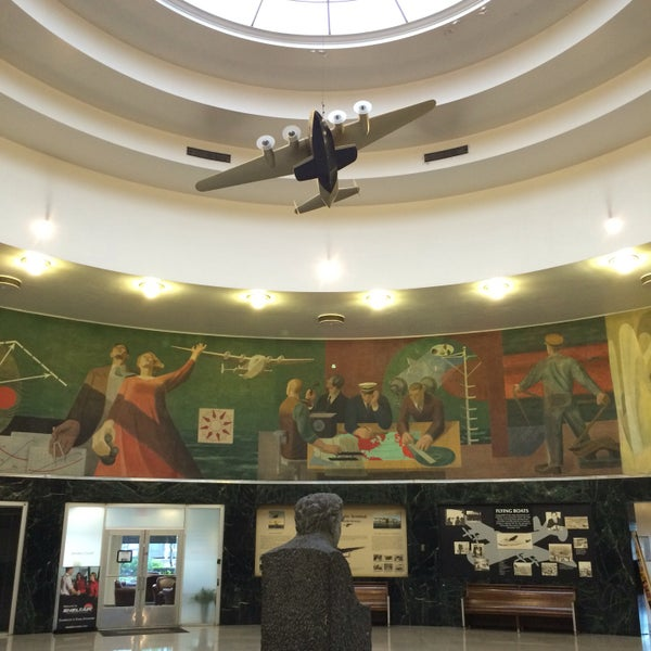 Before you check in take a peek at the old school rotunda