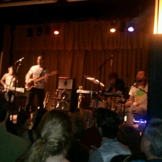 Photo taken at The Beachland Ballroom & Tavern by Bojangles M. on 10/19/2012