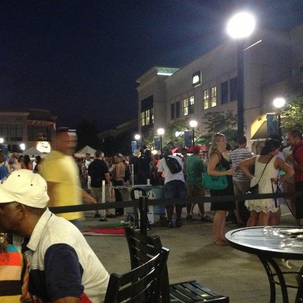 Photo taken at North Hills Shopping Center by Arnaldo R. on 7/19/2013