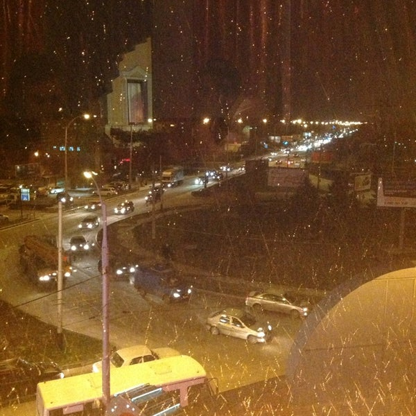 Снимок сделан в PK «Парк Европа» пользователем Дмитрий Ш. 12/21/2012