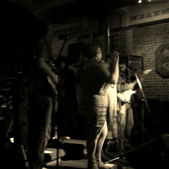Photo taken at San Pedro Brewing Company by Rob R. on 4/6/2013