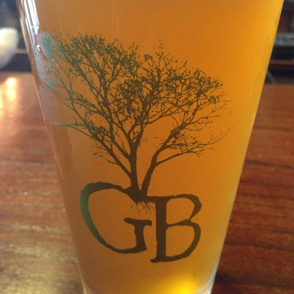 Photo taken at Greenbush Brewing Company by Manda H. on 6/29/2013