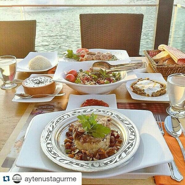 Снимок сделан в Gurme Ayten Usta пользователем Hayati Ç. 8/16/2015