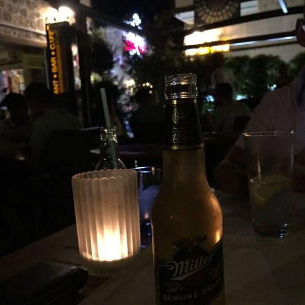 6/23/2017 tarihinde Okanziyaretçi tarafından Vanilla Lounge'de çekilen fotoğraf