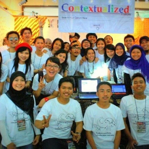 Photo taken at Institut Ilmu Sosial dan Ilmu Politik (IISIP) by Camillia Suryaning T. on 9/23/2013