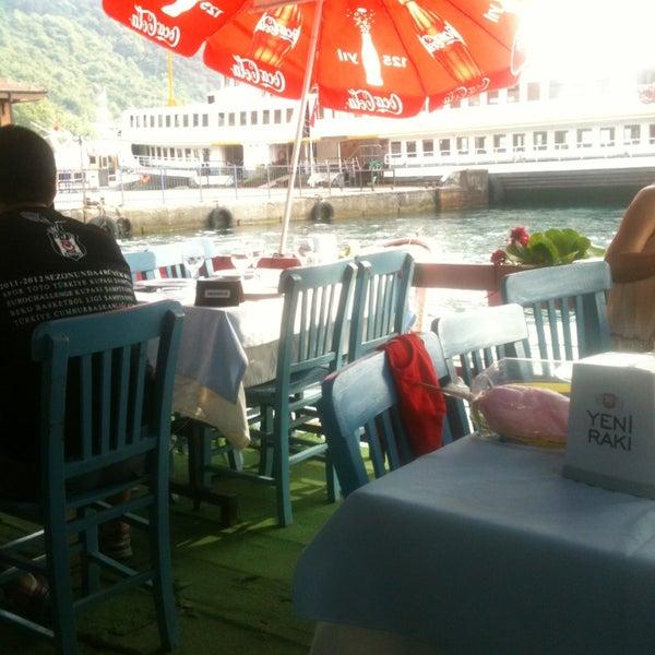 6/29/2013 tarihinde Nazlıhan E.ziyaretçi tarafından Çapari Restaurant'de çekilen fotoğraf