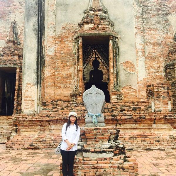 Photo taken at วัดโพธิ์ประทับช้าง by Suphansa A. on 7/20/2017