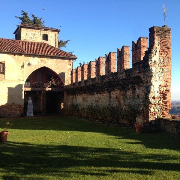 Foto scattata a Castello di Moncrivello da Stefano S. il 12/29/2013