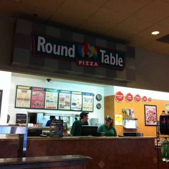 Round Table Pizza: Pizza Place In Elk Grove