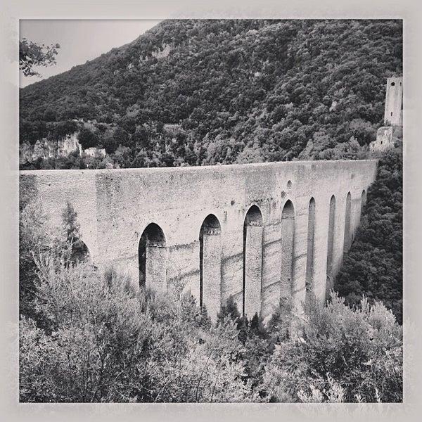 Photo taken at Ponte Delle Torri by Felice G. on 11/3/2013