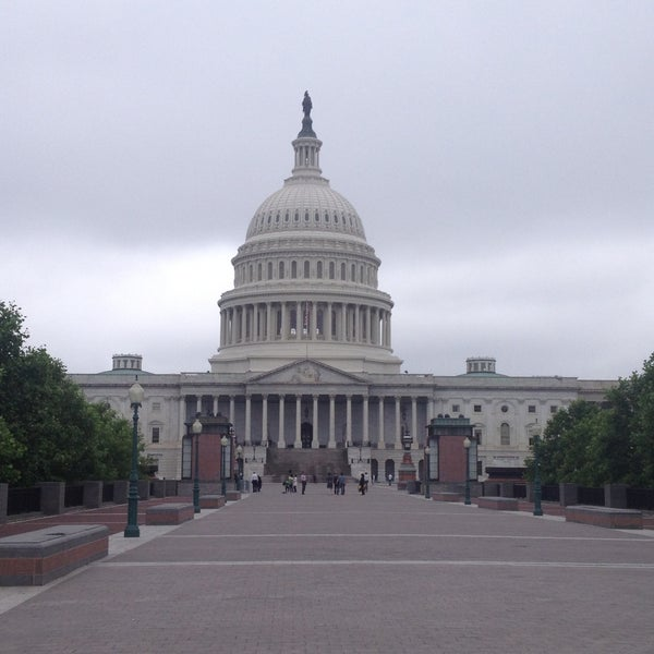 Photo taken at United States Capitol by Regina G. on 5/19/2013