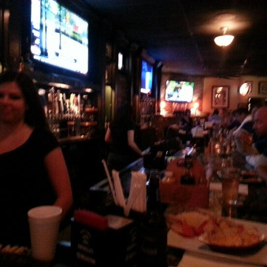 Photo taken at O'Brion's Pub & Grille by Donovan S. on 11/3/2012
