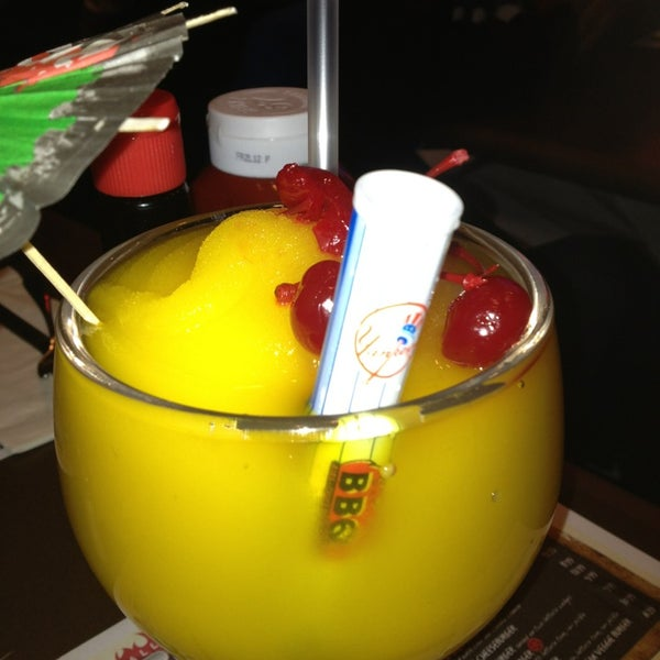 Photo taken at Dallas BBQ by Nari T. on 12/26/2012