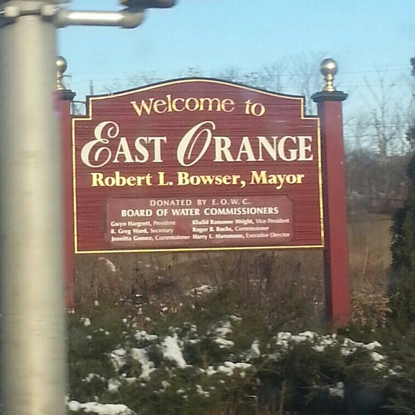 Photo taken at East Orange, NJ by Rob  😘😘 C. on 12/12/2013