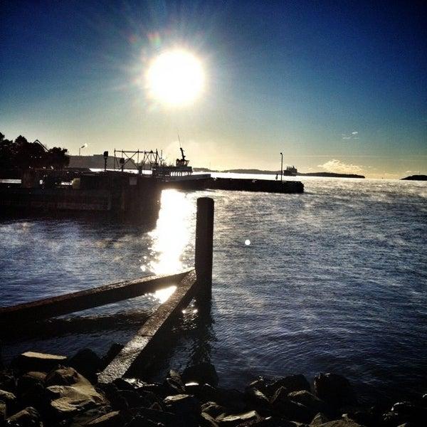 Photo taken at Alderney Landing by Doug T. on 12/1/2012