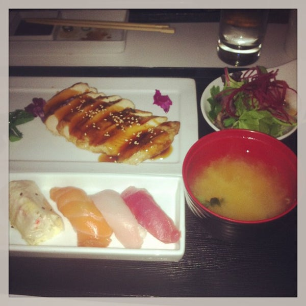 Photo taken at Katsuya Brentwood by Amol K. on 7/23/2013