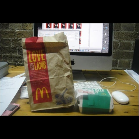 Photo taken at McDonald's by Quyen T. on 11/11/2012