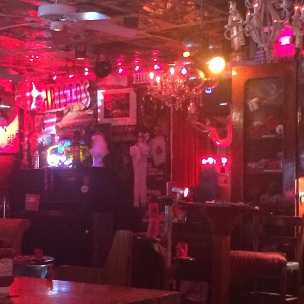 Photo taken at The Red Bar by Stephen A on 10/11/2016