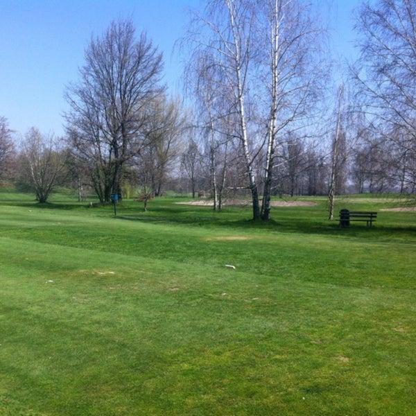Foto scattata a Golf Club Cavaglià da Mira .. il 4/14/2013