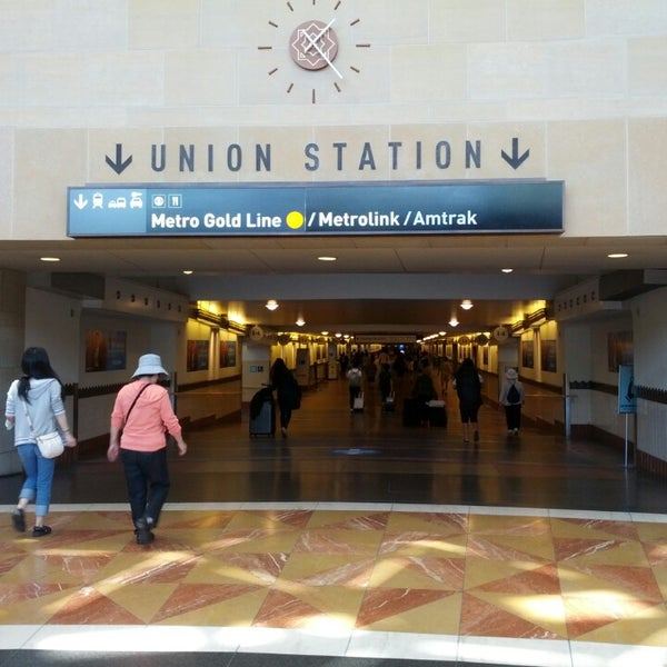 Food Places Around Union Station