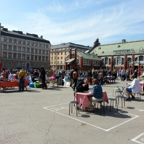 Das Foto wurde bei Hietalahdentori von Asko M. am 5/11/2013 aufgenommen