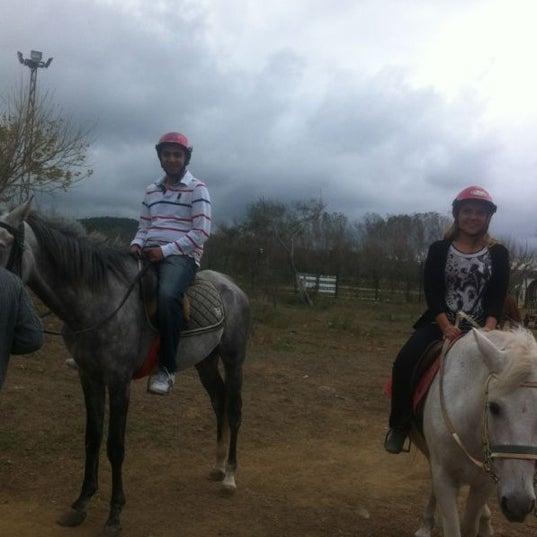 10/20/2012 tarihinde Bvlvtziyaretçi tarafından AtlıTur At Çiftligi'de çekilen fotoğraf