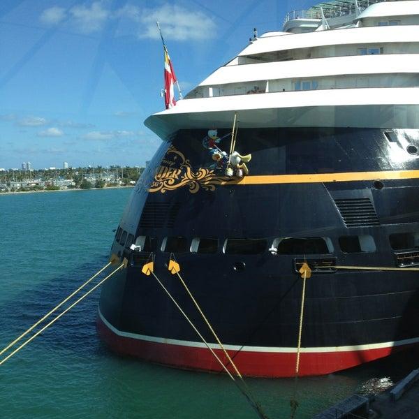 Port Of Miami Cruise Lines: Disney Cruise Line Terminal