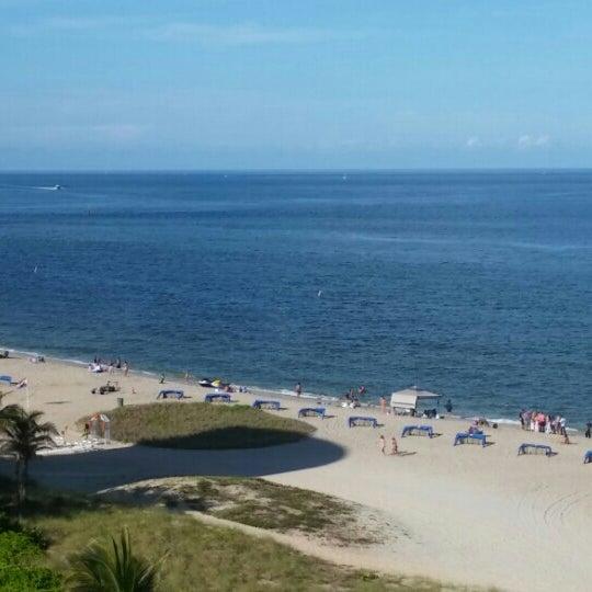 Das Foto wurde bei Marriott Pompano Resort and Spa von Chris G. am 5/28/2016 aufgenommen