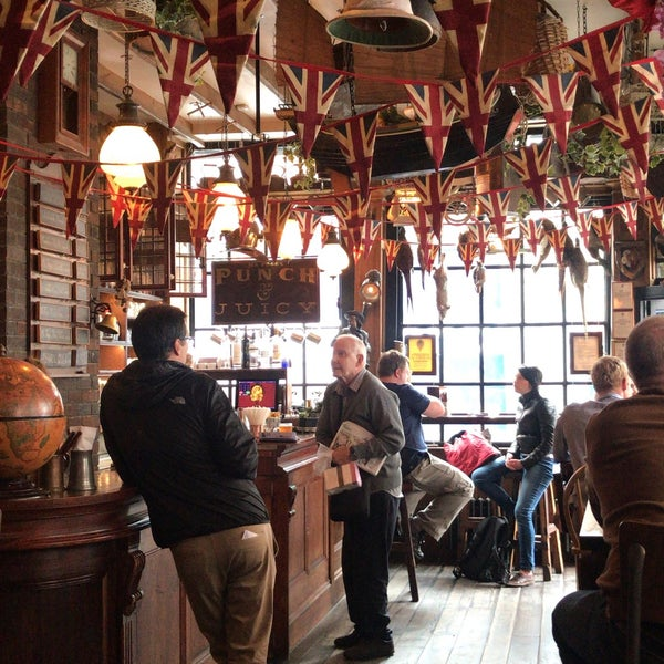 Mr. Fogg's Tavern