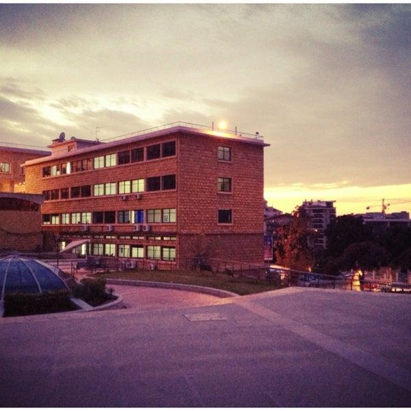 Photo taken at Holy Spirit University Of Kaslik by Elie K. on 3/19/2013