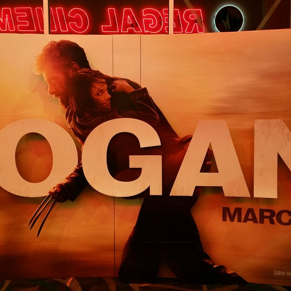 Photo taken at Regal Cinemas Fairfax Towne Center 10 by Daniel A. on 1/1/2017