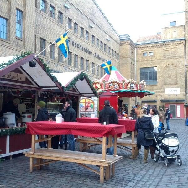 Photo taken at Kulturbrauerei by Roldano D. on 12/22/2013