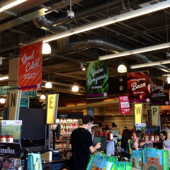Happy Hour At Whole Foods Market In Newport Beach