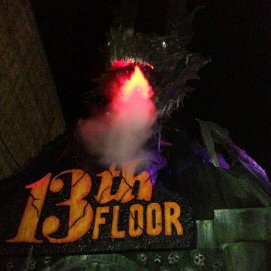 13th floor haunted house dignowity hill 1203 e commerce st for 13th floor haunted house review