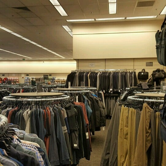 Photo Taken At Nordstrom Rack Glendale Fashion Center By Chris A On 11 2