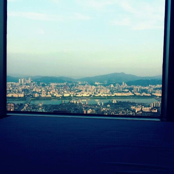 Photo taken at Namsan n Grill by Doyeon L. on 8/14/2013