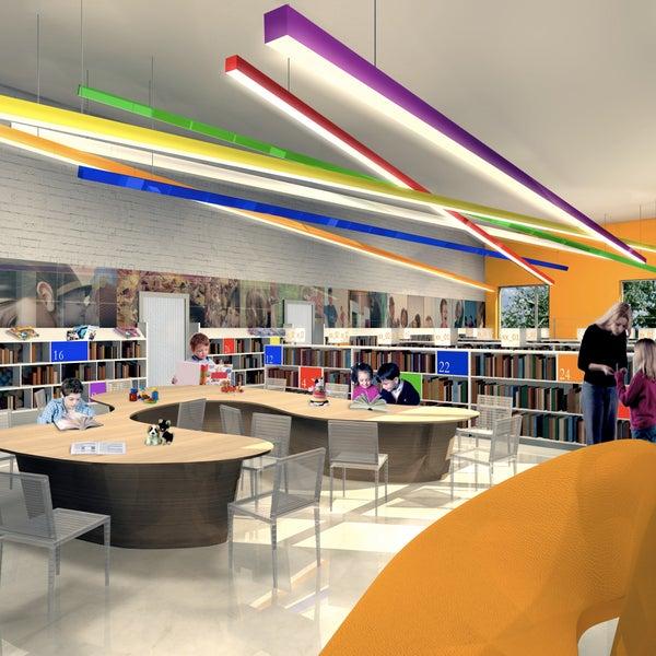 Photo taken at Biblioteca Civica Tancredi Milone by Biblioteca Civica Tancredi Milone on 3/3/2015