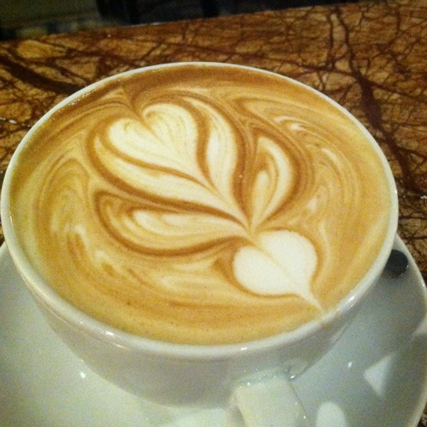 Photo taken at Espresso Vivace by Israel R. on 3/5/2013