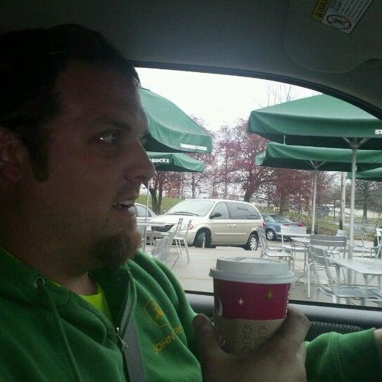 Photo taken at Starbucks by Ginger H. on 11/3/2012