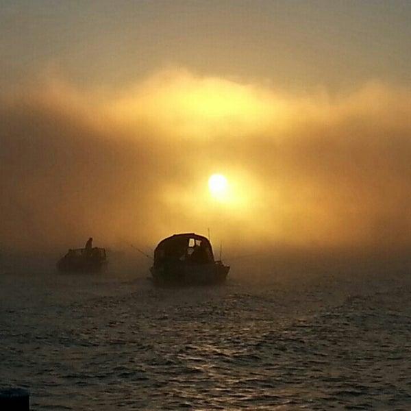Photo taken at Coos Bay Boardwalk by Caulder L. on 9/23/2015