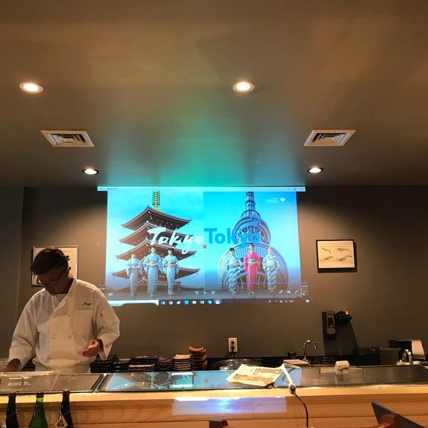 Photo prise au Ushiwakamaru par JapanCultureNYC le9/5/2018