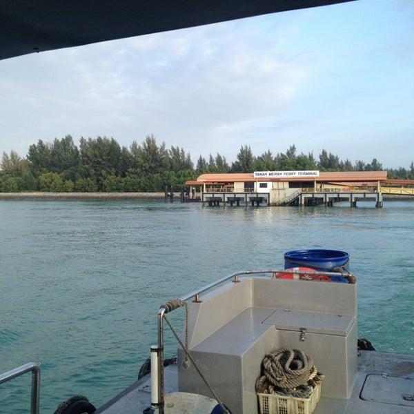 Das Foto wurde bei Tanah Merah Ferry Terminal von Ayob M. am 1/18/2013 aufgenommen