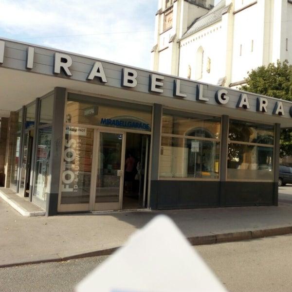 Mirabell Garage & Parkplatz