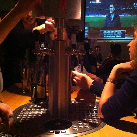 Das Foto wurde bei The Pub Berlin von Vera am 11/3/2012 aufgenommen