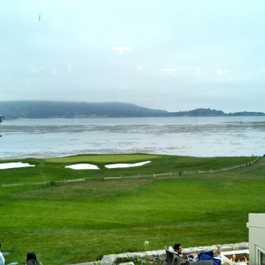 Photo taken at The Lodge at Pebble Beach by Dave G. on 6/16/2013