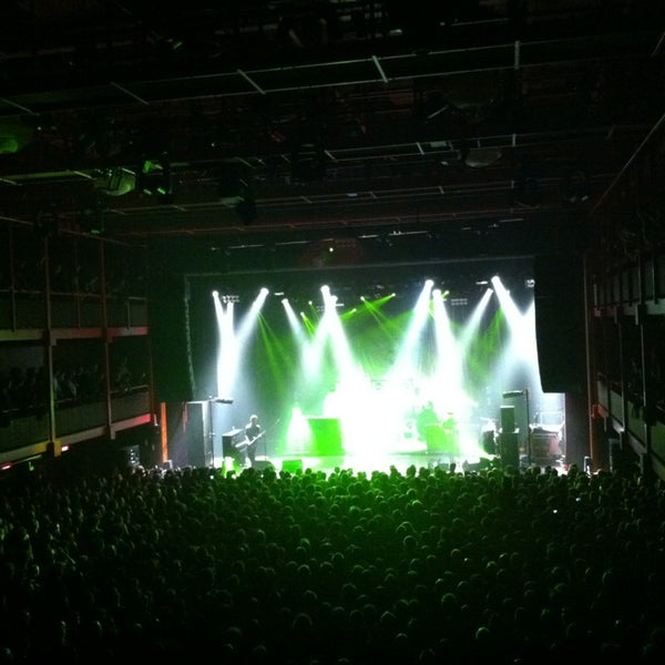 Photo taken at AB Ancienne Belgique by Artas B. on 4/1/2013